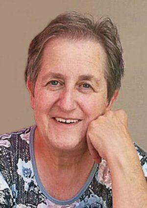 Portrait von Gertrud Fasel