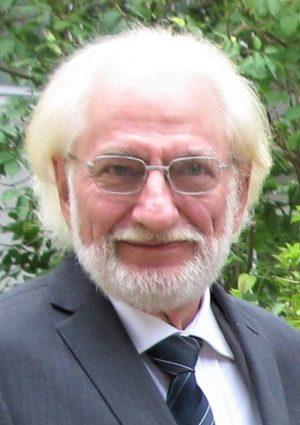 Portrait von Franz Lenz