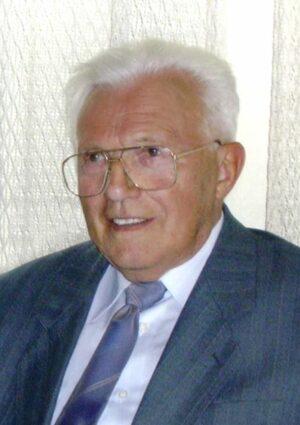 Portrait von Johann Höbarth