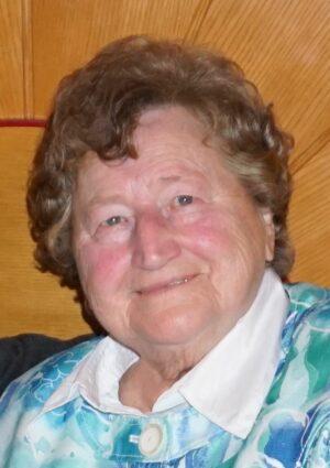 Portrait von Hildegard Gruber