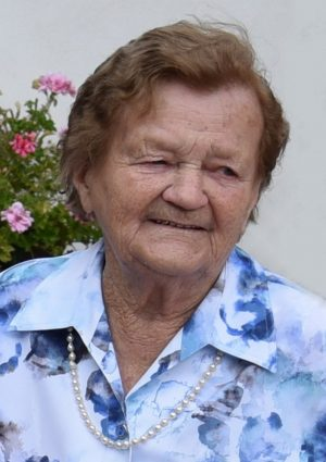 Portrait von Maria Fordelka