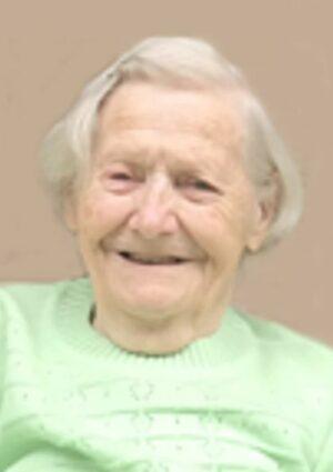 Portrait von Josefa Grünsteidl