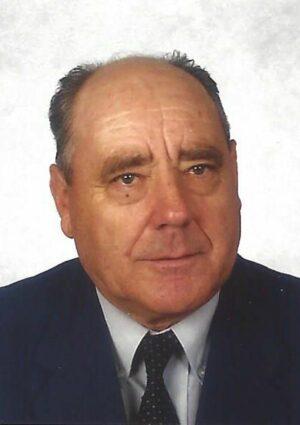 Portrait von Leopold Becker