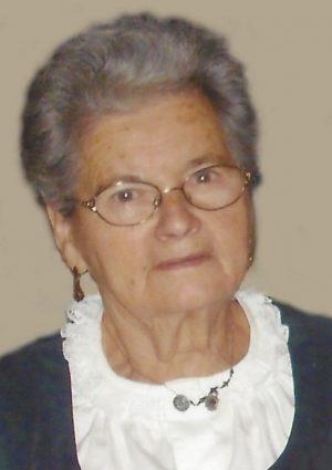 Portrait von Leopoldine Lunzer