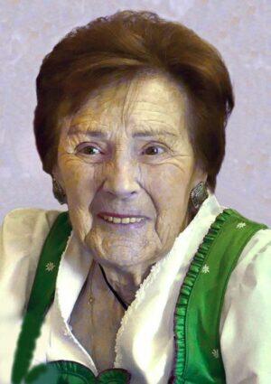 Portrait von Marianne Haiderer