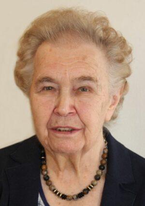 Portrait von Maria Gerstl