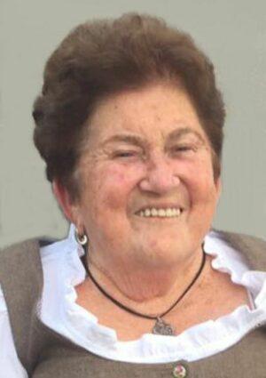 Portrait von Elfriede Heninger