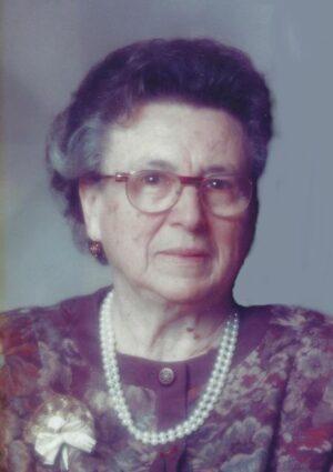Portrait von Anna Buchberger