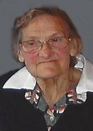Portrait von Aloisia Dachsberger