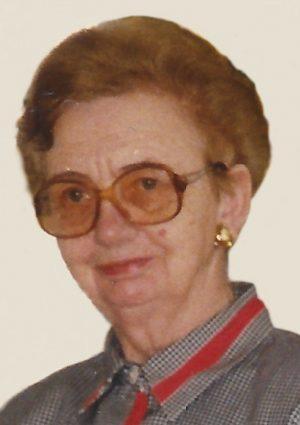 Portrait von Maria Lesnik
